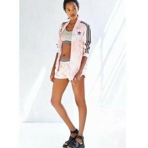 Adidas Originals Rita Ora Pastel Rose Pink Jacket